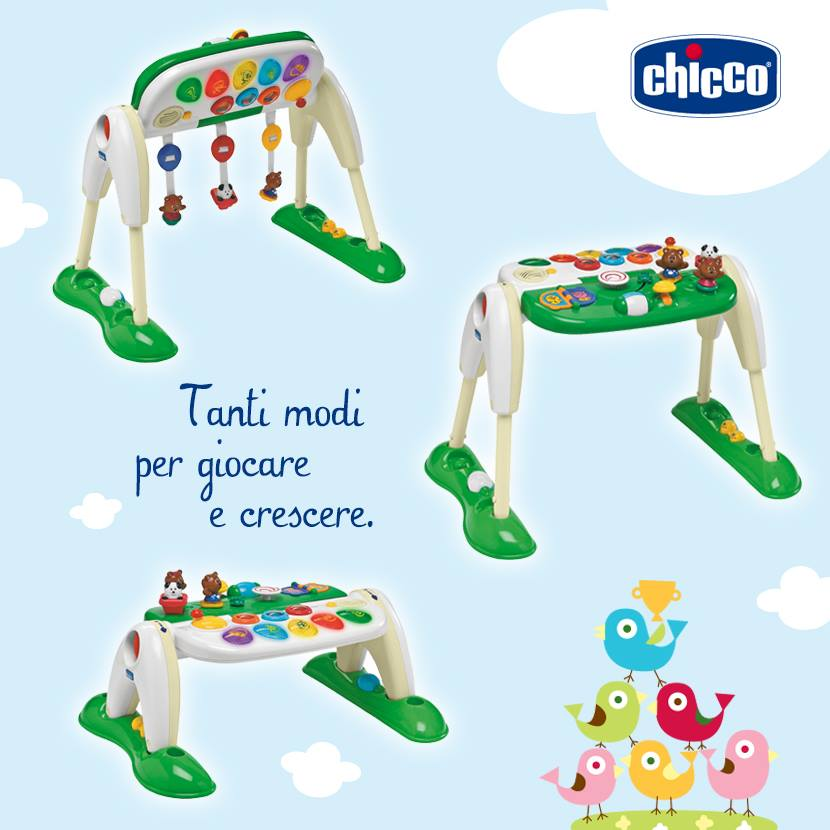 Kệ chữ A thông minh Deluxe Chicco